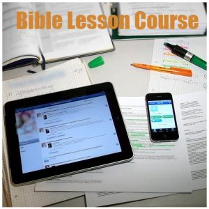 Bible study course
