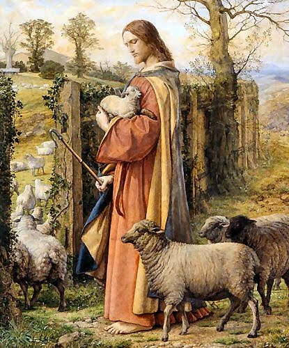 Jesus0William_Dyce_Good_Shepherd-PubDom